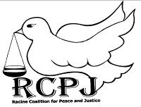 racine coalition peace dove